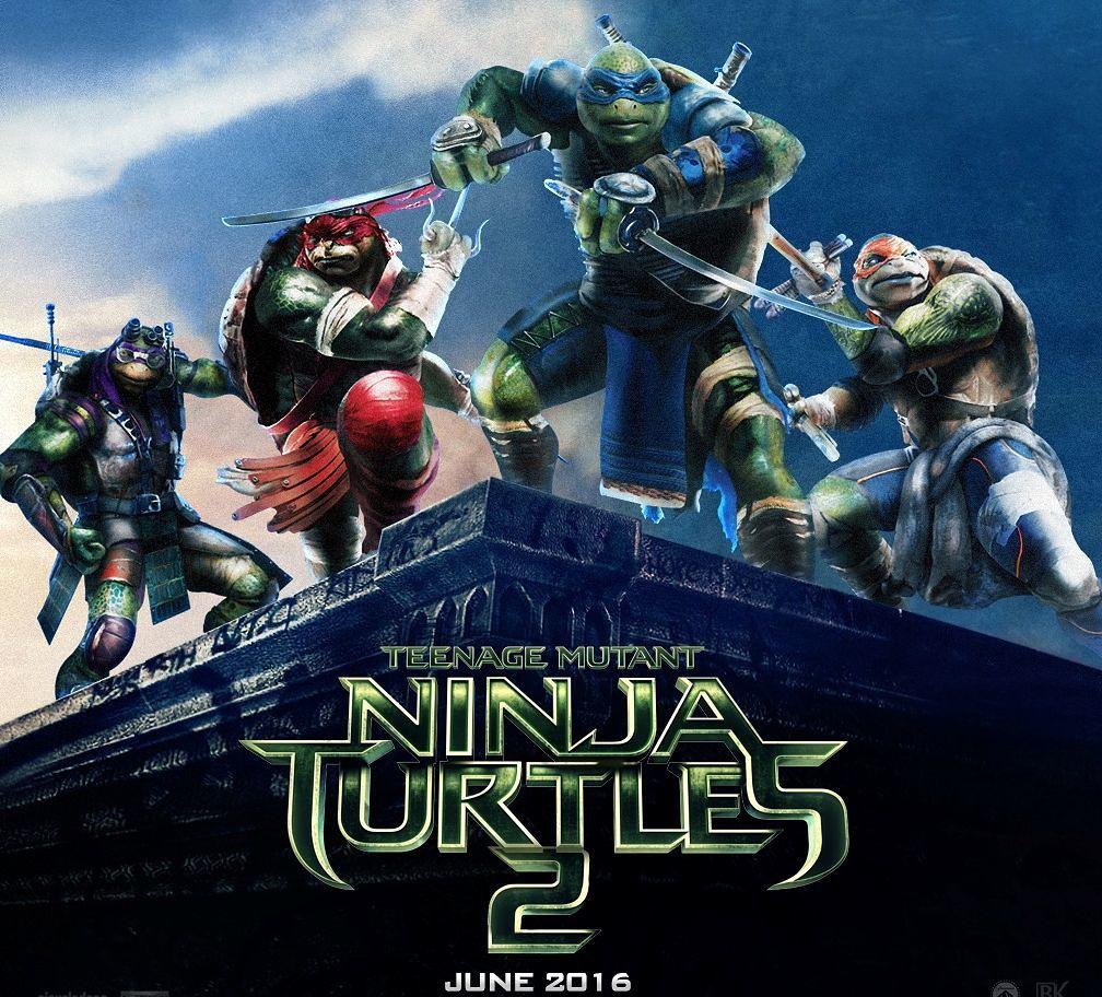 teenage ninja turtle 2 movie news | Movie talk news with Antonio ...